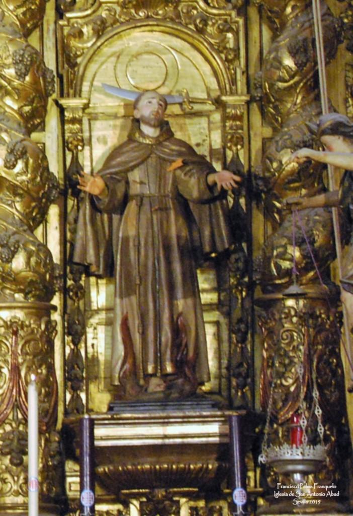 Sevilla. Iglesia de San Antonio Abad (22)