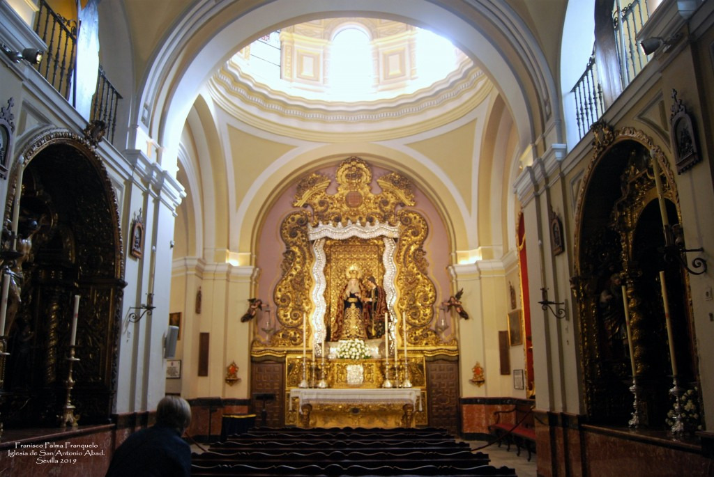 Sevilla. Iglesia de San Antonio Abad (23)