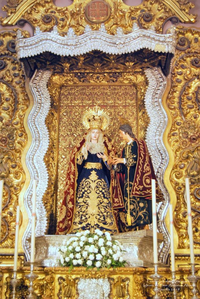 Sevilla. Iglesia de San Antonio Abad (24)