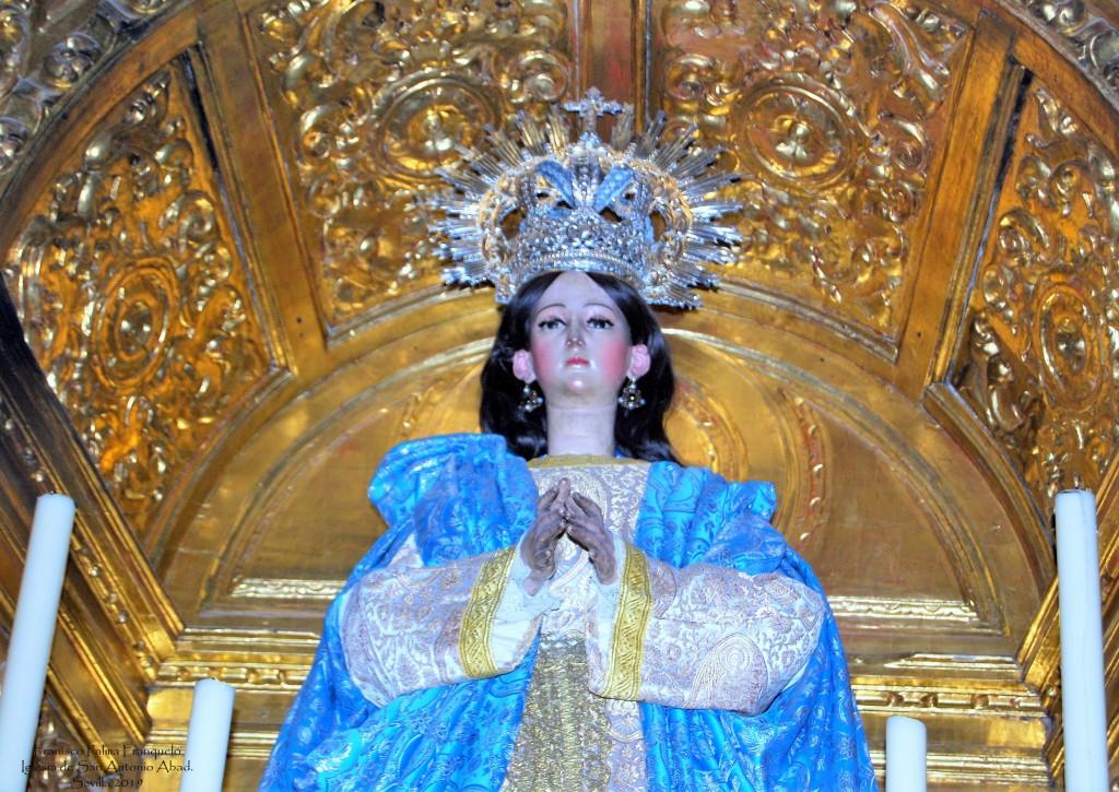 Sevilla. Iglesia de San Antonio Abad (33)