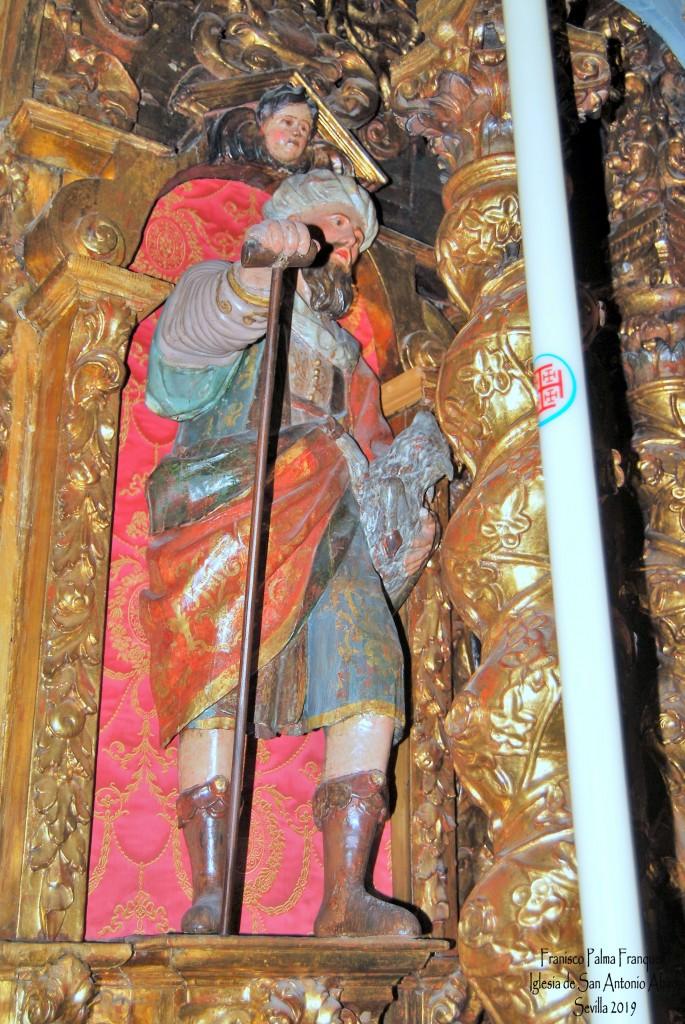 Sevilla. Iglesia de San Antonio Abad (36)
