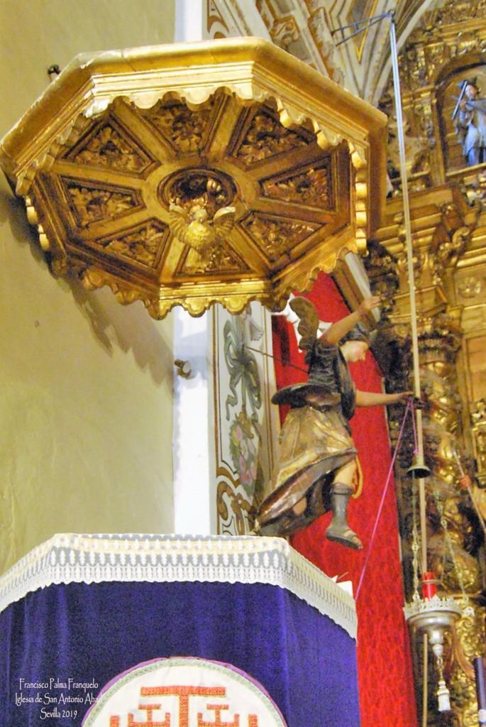 Sevilla. Iglesia de San Antonio Abad (39)