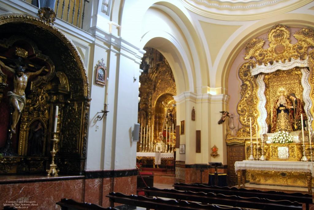 Sevilla. Iglesia de San Antonio Abad (42)
