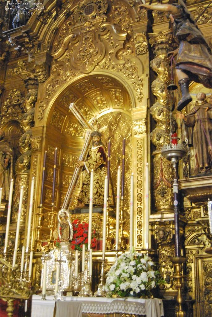 Sevilla. Iglesia de San Antonio Abad (43)