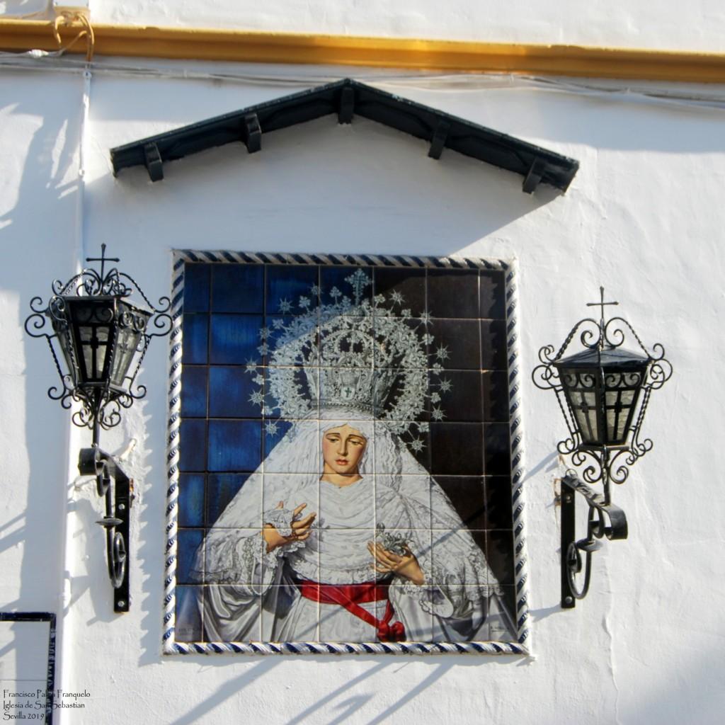 Sevilla. Iglesia de San Sebastian (4)