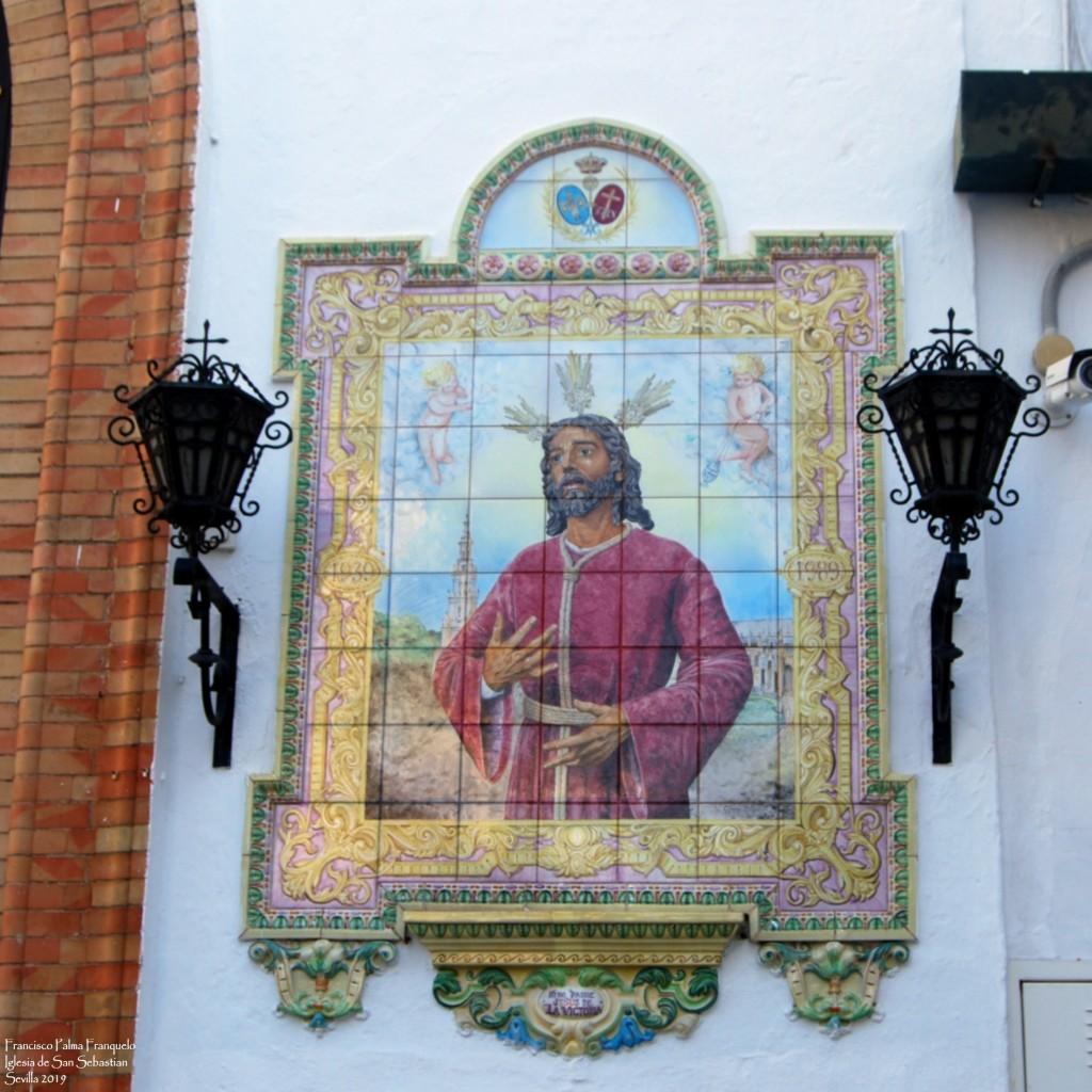 Sevilla. Iglesia de San Sebastian (5)