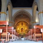 Sevilla. Iglesia de San Sebastian (6)