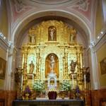 Sevilla. Iglesia de San Sebastian (8)