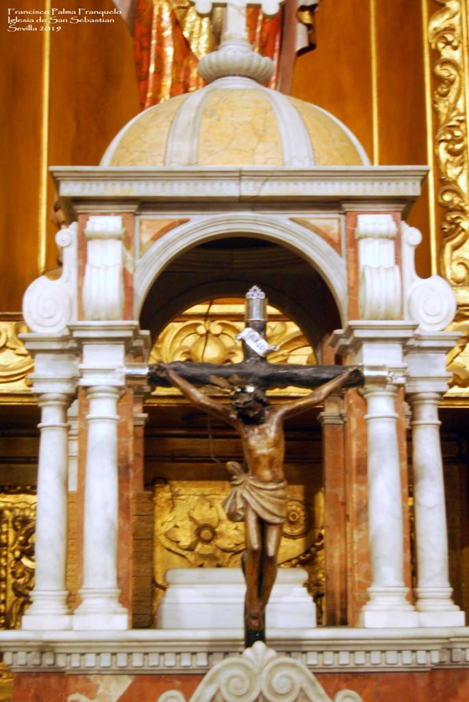 Sevilla. Iglesia de San Sebastian (24)