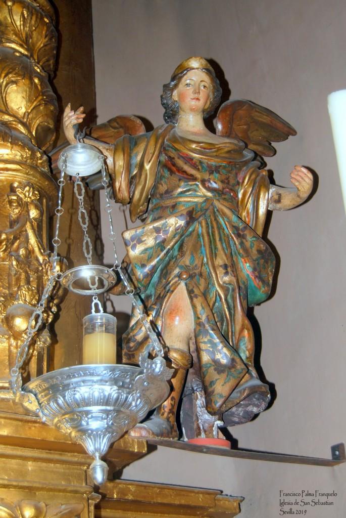 Sevilla. Iglesia de San Sebastian (26)