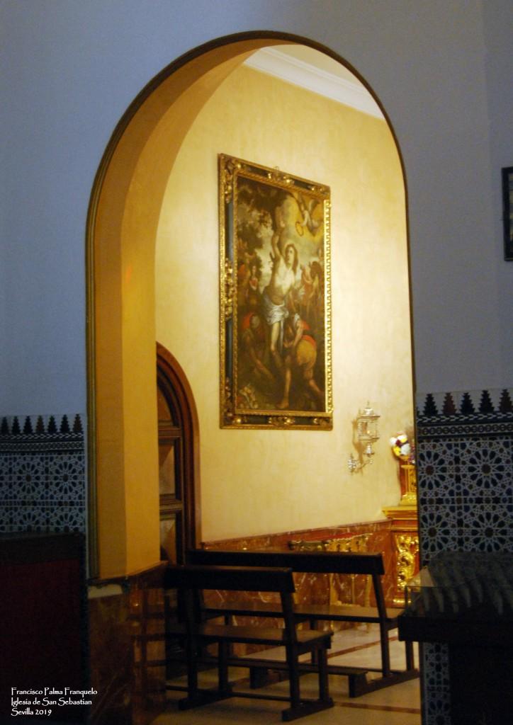 Sevilla. Iglesia de San Sebastian (35)
