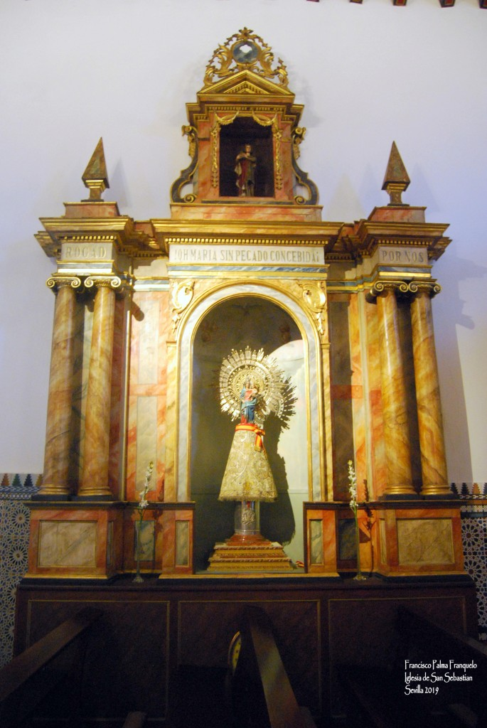 Sevilla. Iglesia de San Sebastian (39)