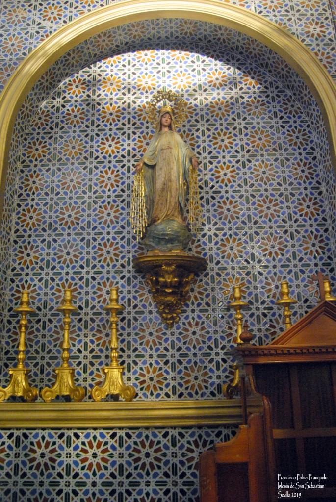 Sevilla. Iglesia de San Sebastian (44)