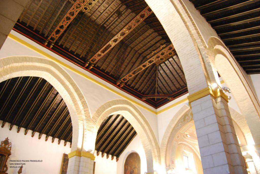 Sevilla. Iglesia de San Sebastian (52)