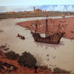 Sevilla Origen de la primera vuelta al mundo (24)